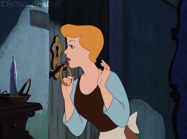Фото №8 - Как диснеевские принцессы выглядели бы с короткими стрижками?