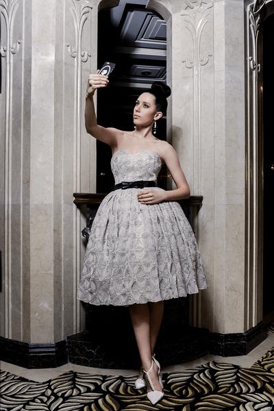 Фото №6 - WOW! Катя Клэп снялась в образе Ким Кардашьян