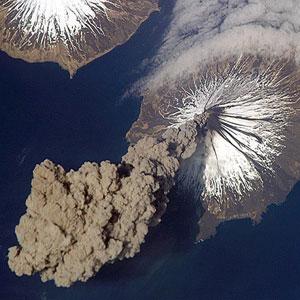 Фото №1 - Аляска в дыму