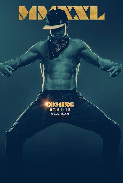 Постер к фильму «Супер Майк XXL»