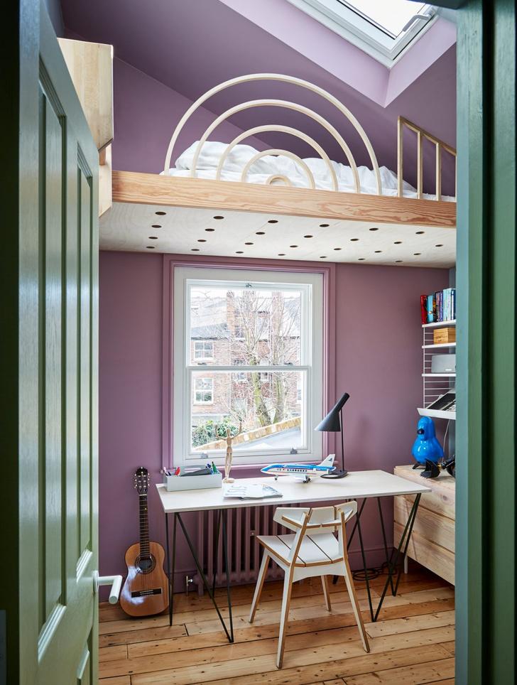 Фото №10 - Викторианский дом с террасой в Лондоне
