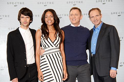 James Bond 24 Spectre джеймс бонд название