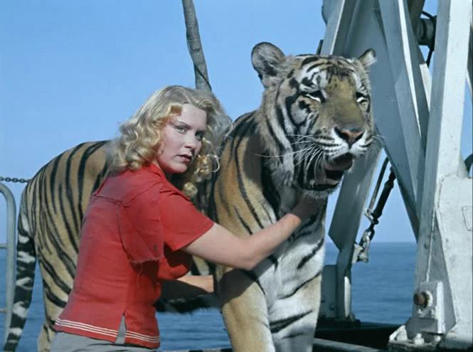 Фото №8 - Маргарита Назарова: звездный час, «итальянский» брак и одинокая смерть королевы тигров