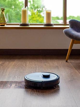 Фото №4 - Подарок-мечта на 8 Марта: говорящий робот-пылесос