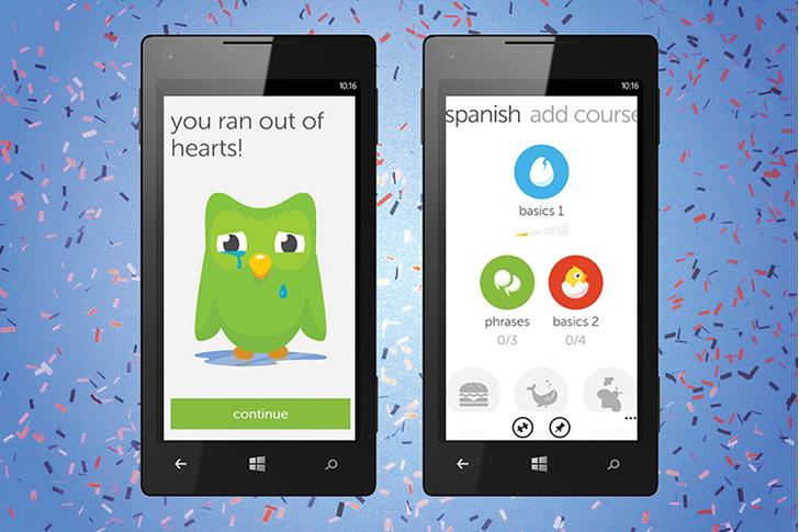 Duolingo приложение