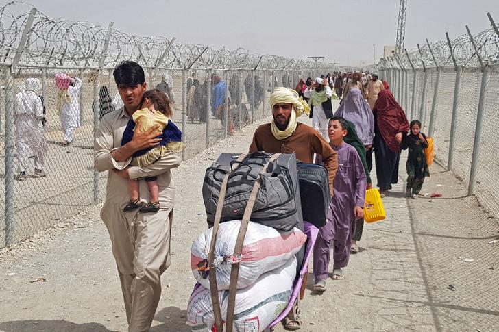 Фото №10 - Свобода за чадру: что станет с женщинами Афганистана при «Талибане»