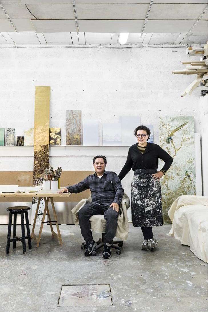Фото №8 - Стена почета: кому заказать художественную роспись стен