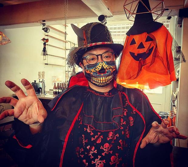 Фото №18 - 20 костюмов на Хэллоуин, которые можно носить с маской