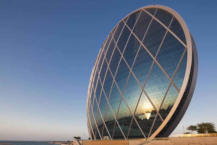 Фото №7 - Форма и содержание: 7 архитектурных шедевров, вдохновленных природой