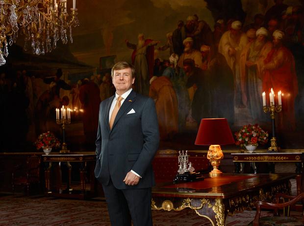 Фото №17 - Виллем-Александр и Максима: история невозможной любви короля Нидерландов