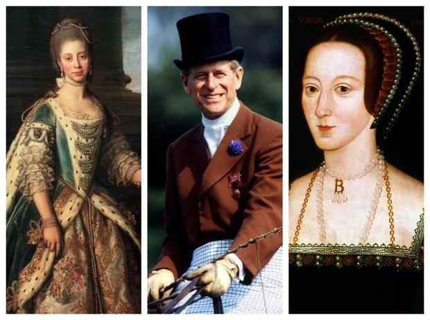 Фото №1 - От Анны Бойлен до принца Филиппа: королевские супруги, изменившие историю