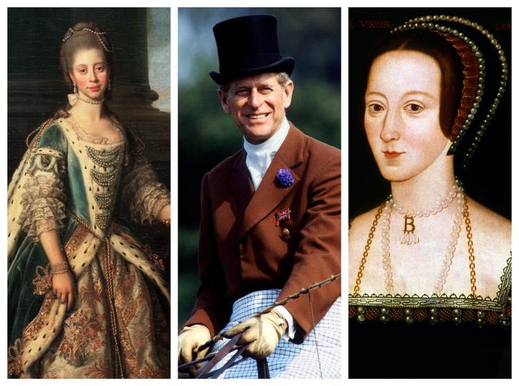 Фото №1 - От Анны Болейн до принца Филиппа: королевские супруги, изменившие историю