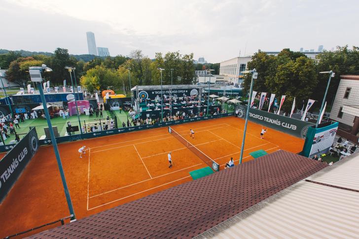 Фото №3 - Как прошел теннисный турнир Bosco Friends Open