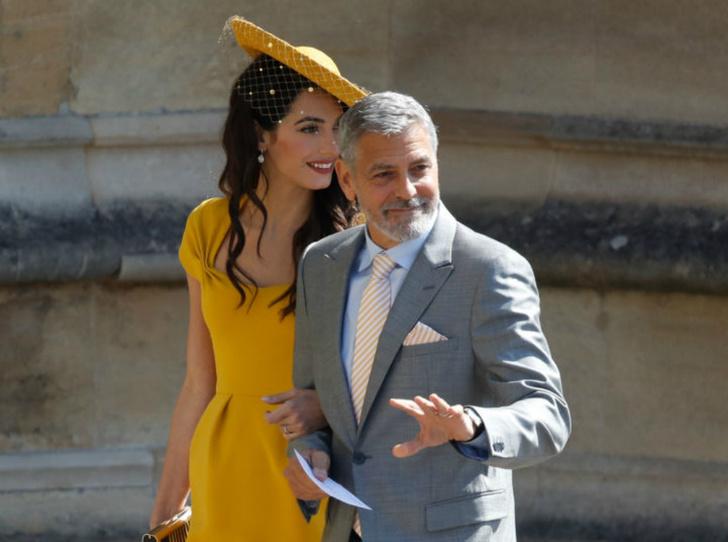 Фото №2 - «Ее преследуют, как Диану»: Джордж Клуни – о герцогине Меган