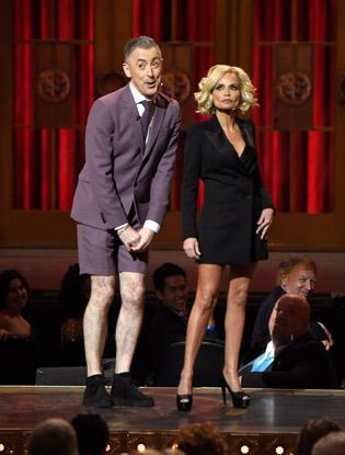 Фото №2 - Победители Tony Awards-2015
