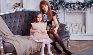Фото №31 - Раньше взрослели быстрее? 30 фото советских мам и их дочек в одном возрасте