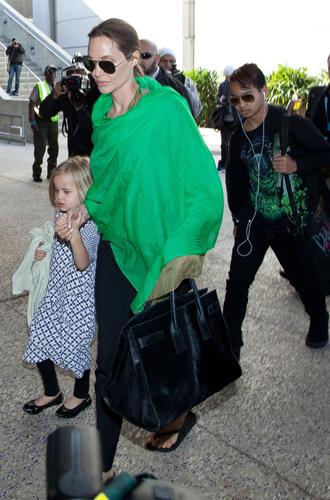 Фото №20 - Клуб по интересам: знаменитые поклонницы сумок Birkin