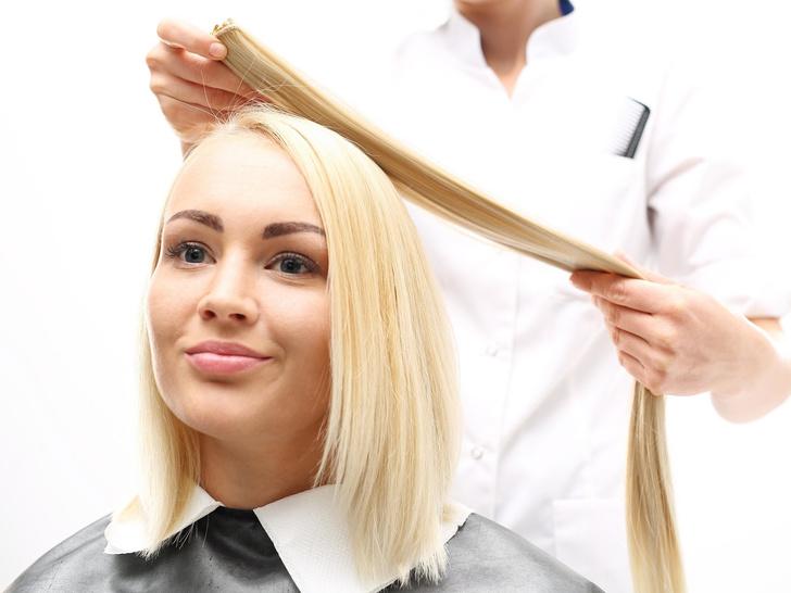 Фото №1 - 7 мифов о наращенных волосах, в которые вы все еще верите (и зря)