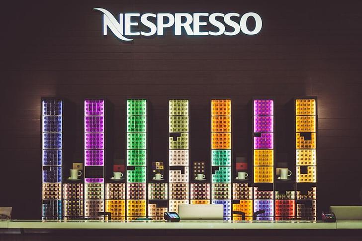 Фото №1 - Новая история: компания Nespresso открывает pop-up бутик в «Глобус Гурмэ»