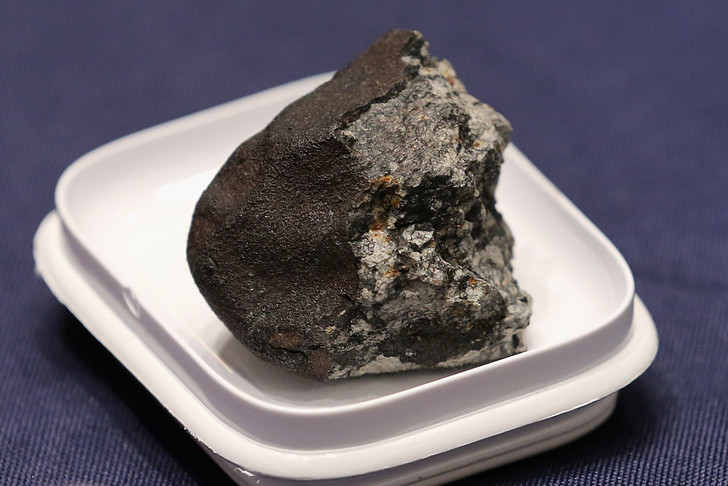 Фото №4 - Космические гости: 5 выдающихся метеоритов