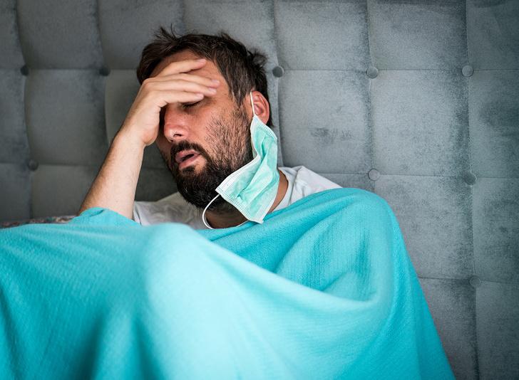 Фото №1 - Лечение растянется на месяцы: топ осложнений после коронавируса