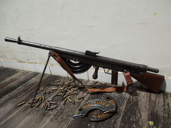 Фото №5 - Пулемет Шоша— худшее оружие в истории