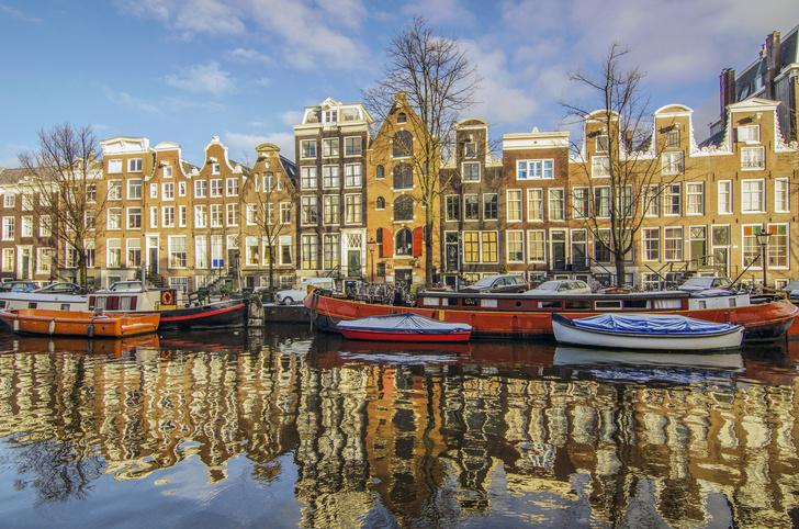 Фото №1 - Амстердам ограничит срок сдачи жилья через Airbnb вдвое