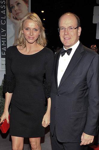 Фото №12 - Счастливы вместе: князь Альбер и княгиня Шарлен