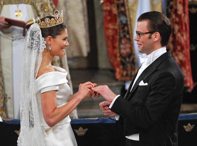 Фото №11 - Кронпринцесса Виктория: королева шведских сердец