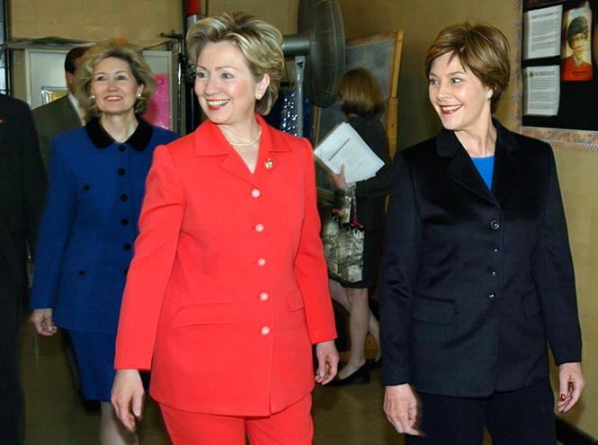 Фото №17 - Есть ли жизнь после Белого дома: чем (обычно) занимаются бывшие первые леди США