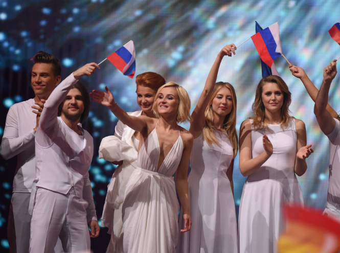Фото №4 - Полина Гагарина заняла второе место на «Евровидении-2015»