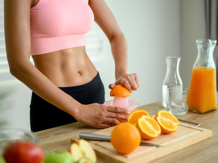 Фото №3 - Вертикальная диета: как худеют профессиональные спортсмены