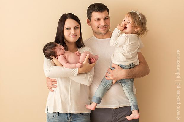 Фото №1 - Как попасть на страницы журнала «Счастливые родители»