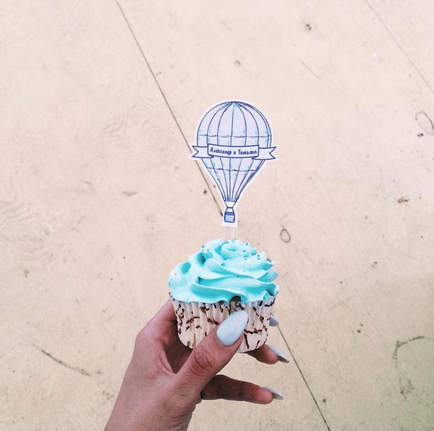 Фото №9 - Звездный Instagram: Леденцы, маффины и печеньки
