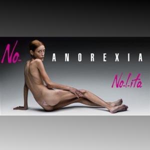Фото №1 - Итальянскую модную одежду продвигает женщина-анорексик