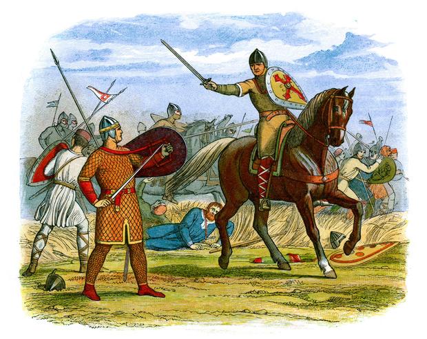 Фото №2 - Кровопролитные битвы, пышные пиры, блестящие доспехи, или Почему в Средневековье было круче, чем сейчас