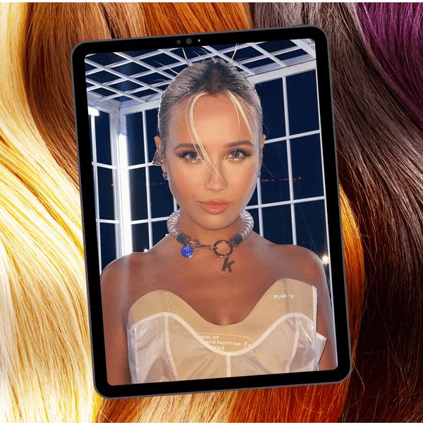 Фото №1 - Больше не блондинка: Клава Кока покрасила волосы в самый неожиданный цвет