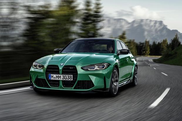 Фото №1 - «Поднимите мне ноздри!»— новый BMW М3 удивил дизайном