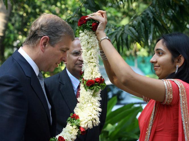 Фото №13 - Индия: история королевских визитов