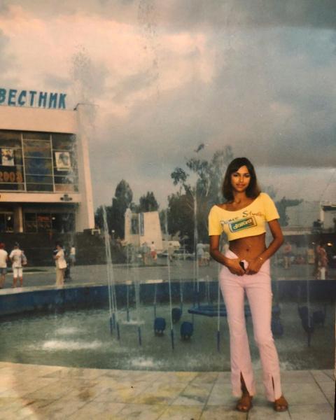 Фото №7 - Милота дня: как выглядела в детстве Ирина Шейк