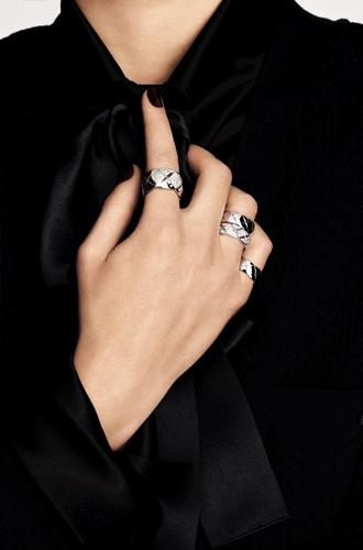 Фото №4 - Кира Найтли в рекламе новой коллекции Chanel Coco Crush
