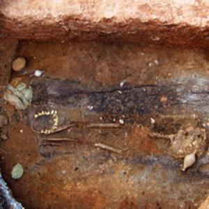 Фото №1 - Гробница в метро
