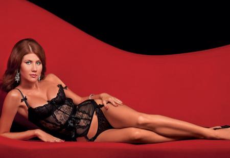 Анна Чапман— шпионка, которая всех соблазнила (юбилей фотосессии)