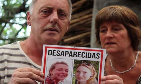 Фото №9 - Пропавшие в джунглях:  леденящая история гибели двух голландских девушек в Панаме