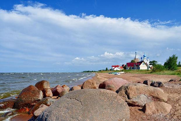 Фото №23 - Гляжусь в озера синие: 5 озер России, где стоит провести отпуск