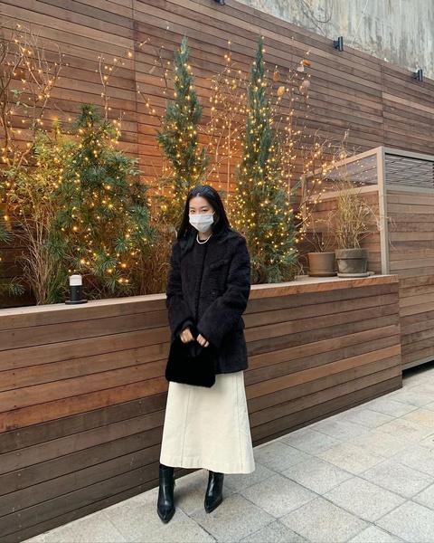 Фото №3 - 10 стильных аутфитов от Сыльги из Red Velvet для этой весны