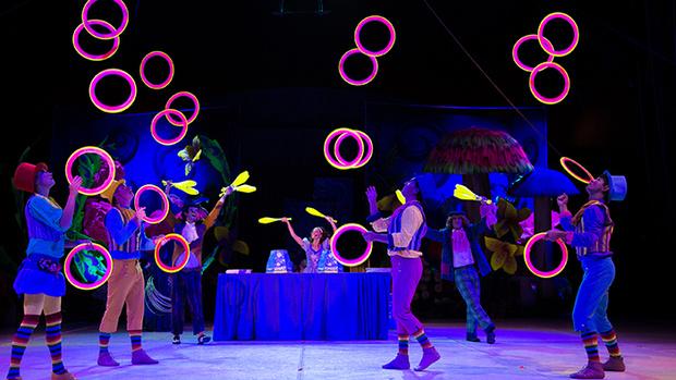 Фото №2 - Новогодняя премьера мюзикла «Чиполлино»