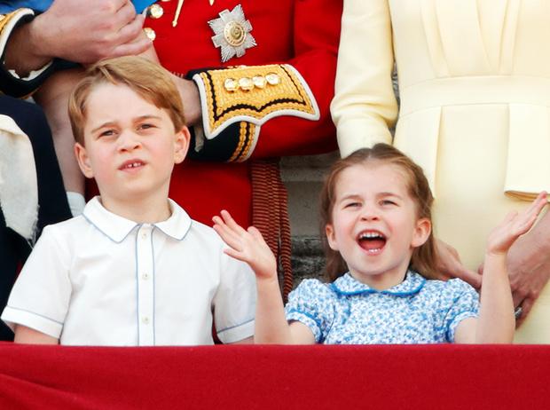 Фото №1 - Такие разные дети: правда об отношениях принца Джорджа и принцессы Шарлотты