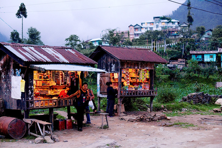 Фото №4 - От чистого сердца: Как живут в индийском штате Сикким