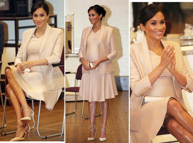 Фото №1 - Больше блеска: почему герцогиня Меган не носит колготки